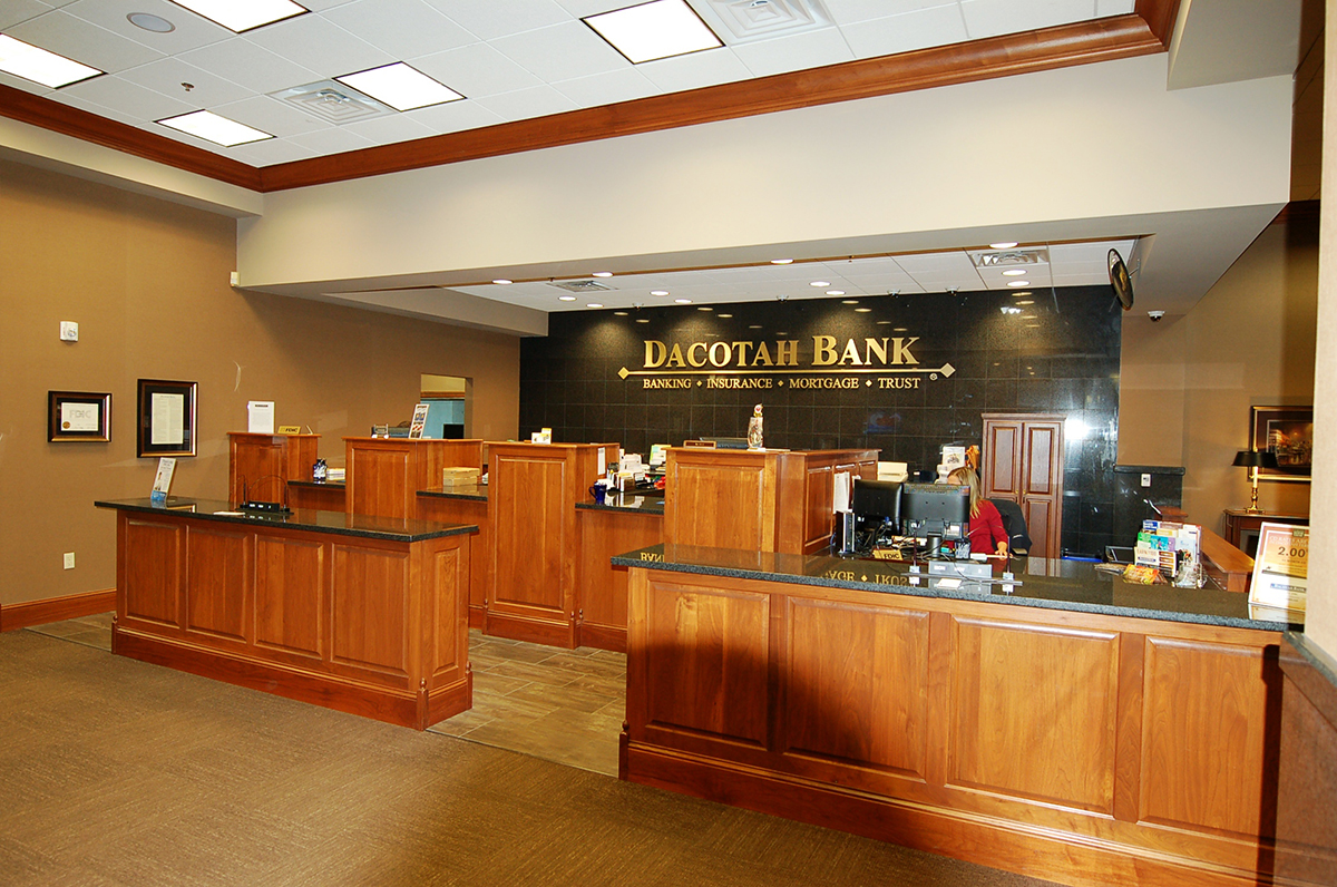Done Dacotah Bank 1 Sioux Falls Sd Office Banking