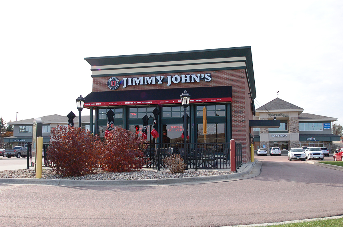 Done Jimmy Johns Sioux Falls Sd Food Service